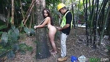 Porno com mulher amarrada sendo fodida