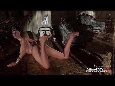 Vídeos porno desenhos 3D hentai gostosa peituda fazendo sexo com macho tarado