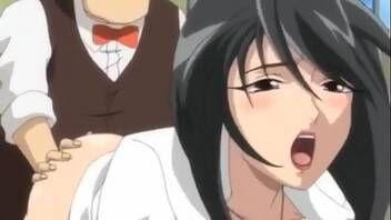 Xvídeos hentai moreninha gostosa tem seu cu fodido por vibrador e a buceta é fodida pelo seu barriga