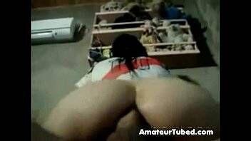 Vídeo de sexo anal com puta gostosa da bunda grande e super deliciosa