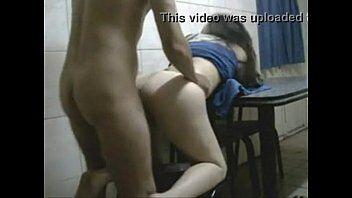 Branquinha safada e gostosa sendo estuprada pelo seu cunhando