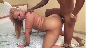 Sex video brasileiro em HD dotado fodendo loira top