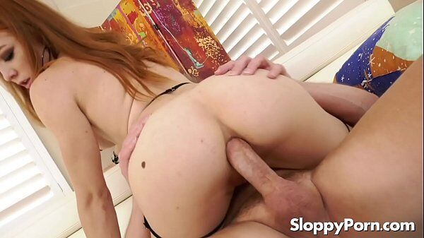 Sexo doido anal novinha dando cu pro vizinho casado