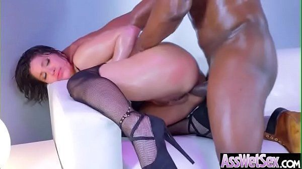 Ver porno anal negão arrombando branquinha